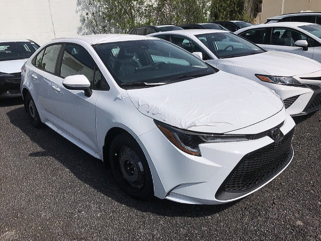Toyota Corolla LE 2020 à Verdun, Québec - 3 - w1024h768px