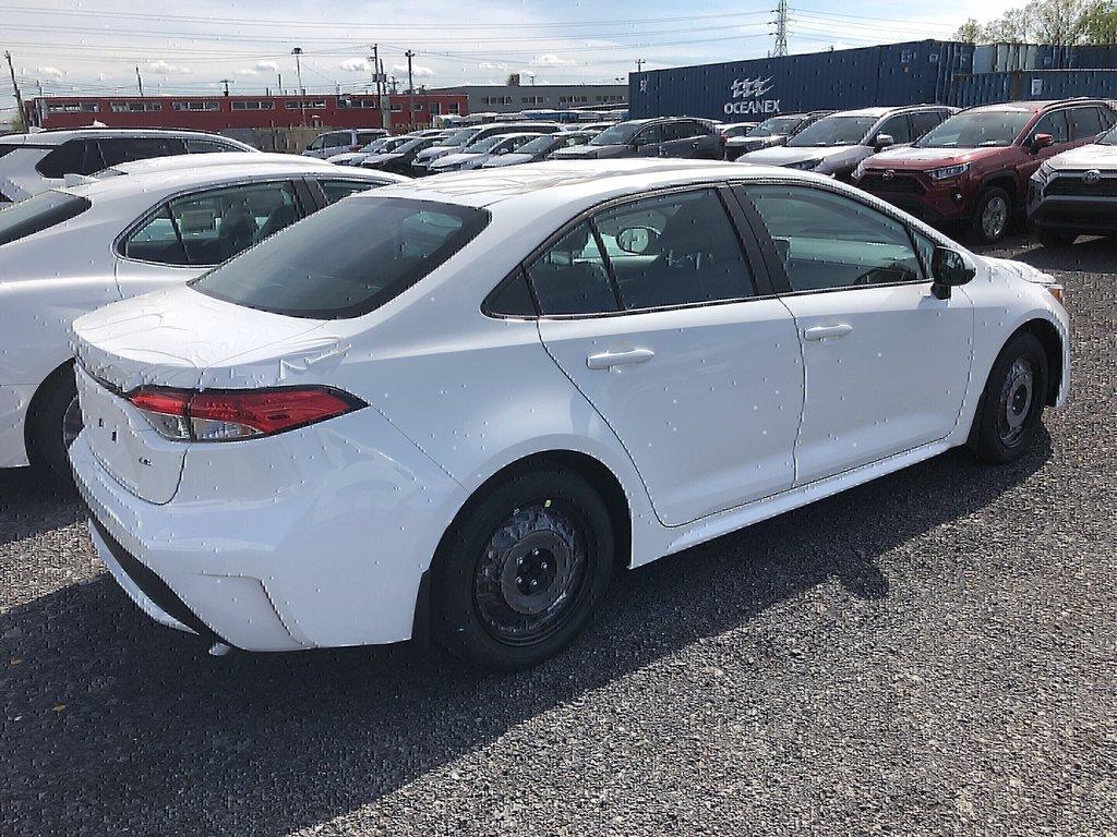 Toyota Corolla LE 2020 à Verdun, Québec - 5 - w1024h768px