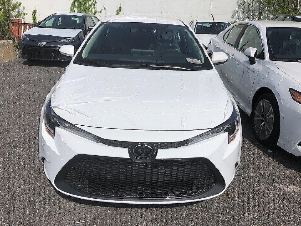 Toyota Corolla LE 2020 à Verdun, Québec - 2 - w1024h768px