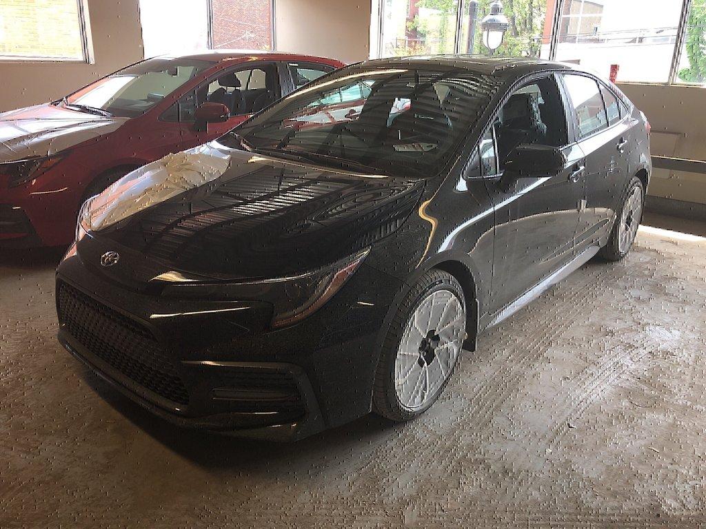 Toyota Corolla XSE 2020 à Verdun, Québec - 1 - w1024h768px