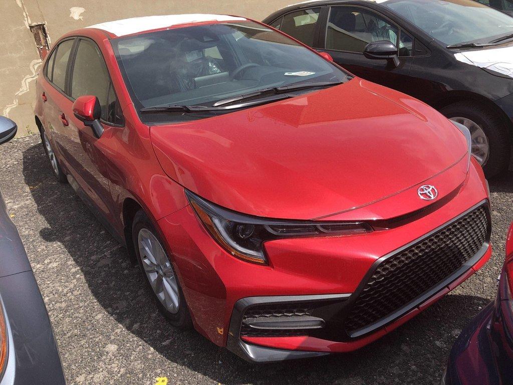 Toyota Corolla SE 2020 à Verdun, Québec - 2 - w1024h768px