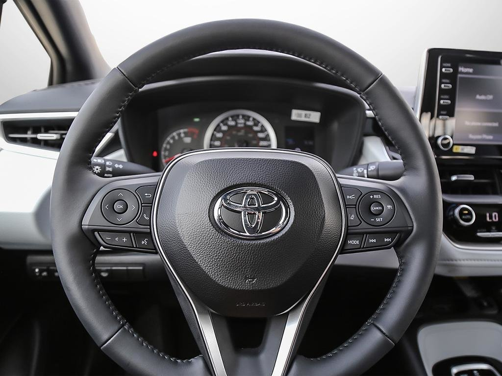 Toyota Corolla 4-Door Sedan SE CVT 2020 à Verdun, Québec - 13 - w1024h768px