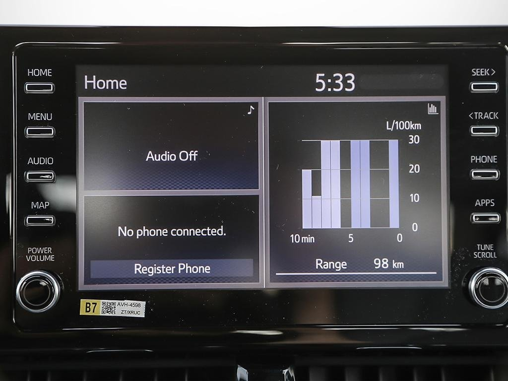 Toyota Corolla 4-Door Sedan SE CVT 2020 à Verdun, Québec - 18 - w1024h768px