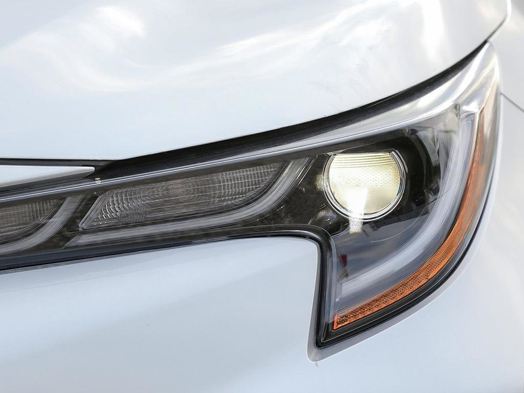 Toyota Corolla 4-Door Sedan SE CVT 2020 à Verdun, Québec - 10 - w1024h768px