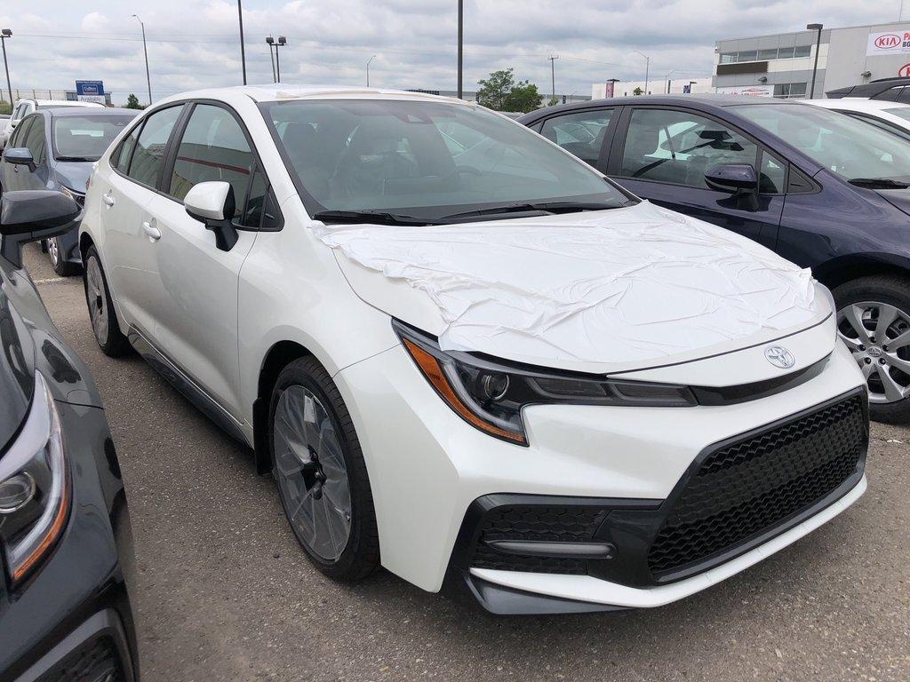 2020 Toyota Corolla XSE in Bolton, Ontario - 3 - w1024h768px