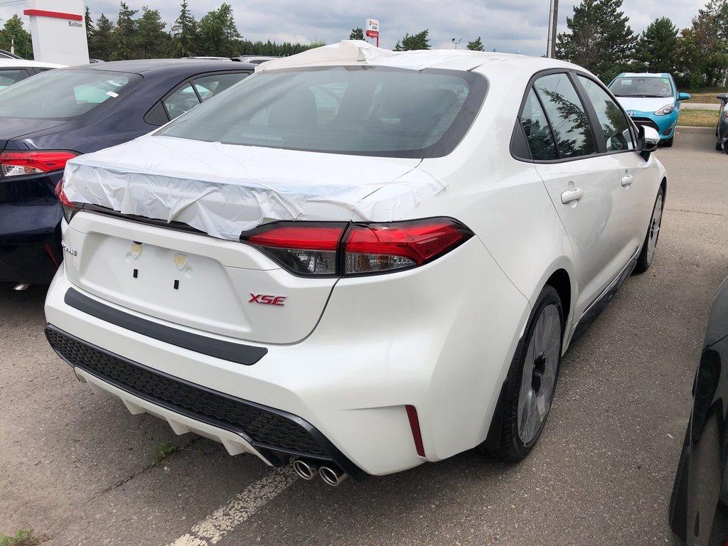 2020 Toyota Corolla XSE in Bolton, Ontario - 4 - w1024h768px