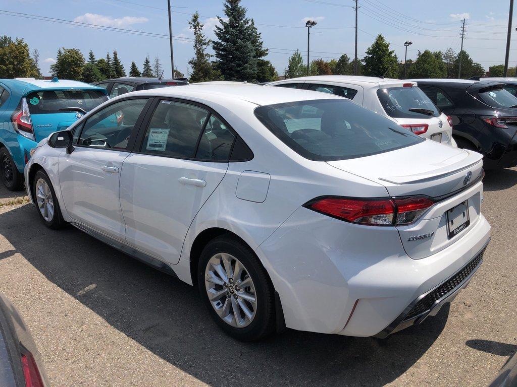 2020 Toyota Corolla SE in Bolton, Ontario - 5 - w1024h768px