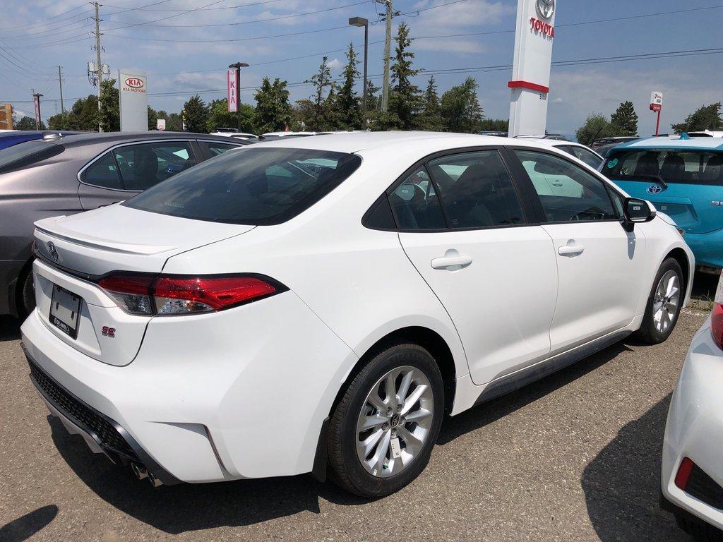 2020 Toyota Corolla SE in Bolton, Ontario - 4 - w1024h768px