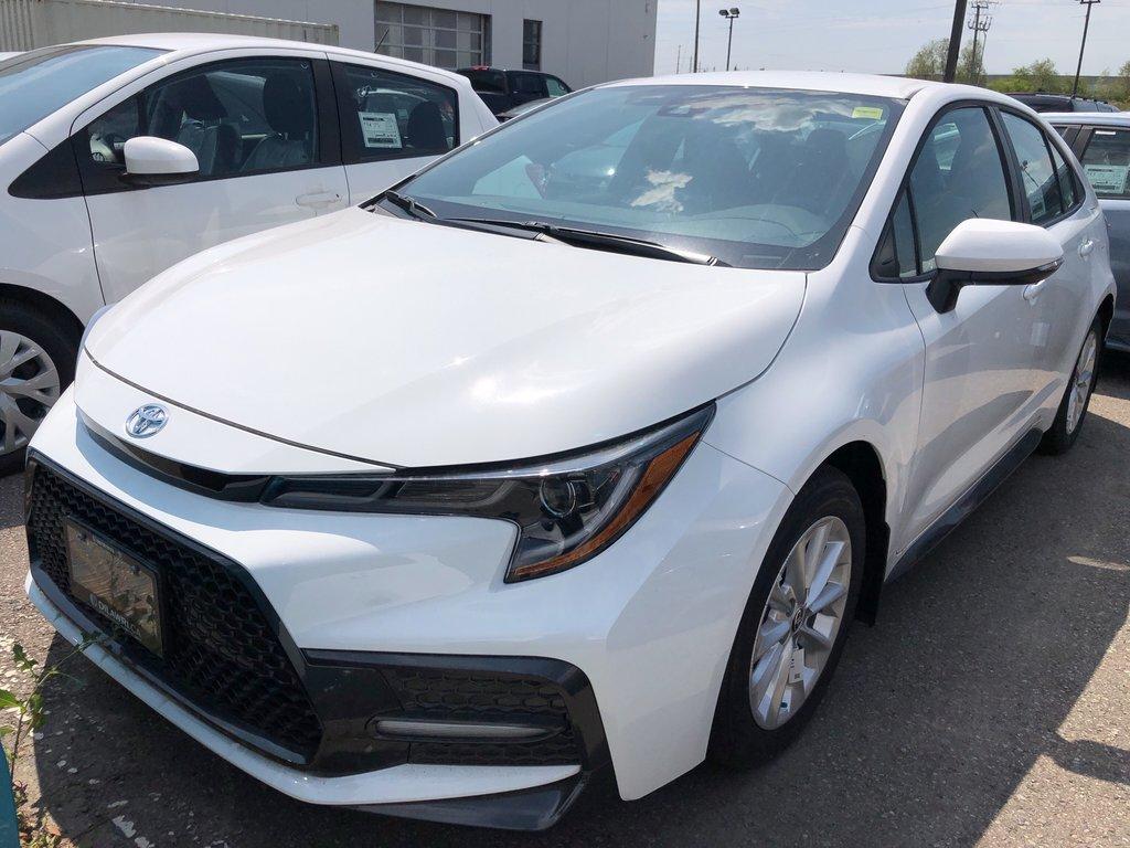 2020 Toyota Corolla SE in Bolton, Ontario - 1 - w1024h768px