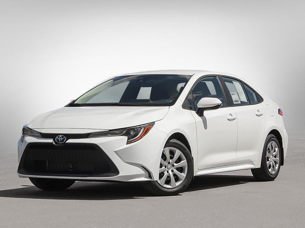 Toyota Corolla LE UPGRADE 2020 à Verdun, Québec - 1 - w1024h768px