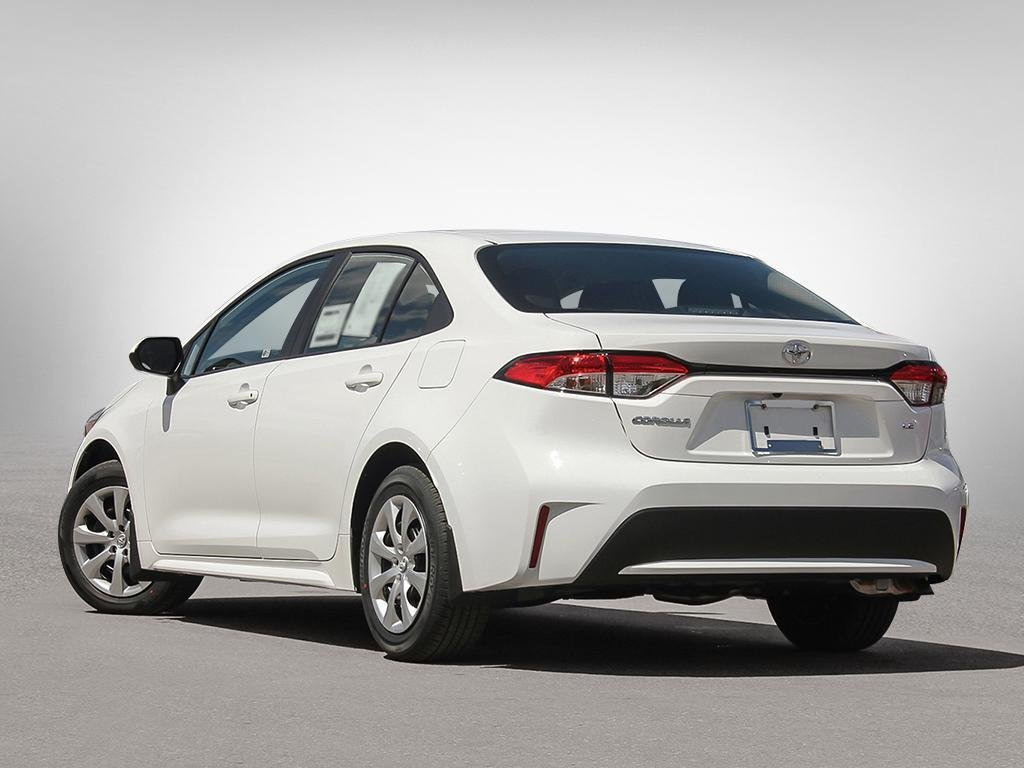 Toyota Corolla LE UPGRADE 2020 à Verdun, Québec - 4 - w1024h768px