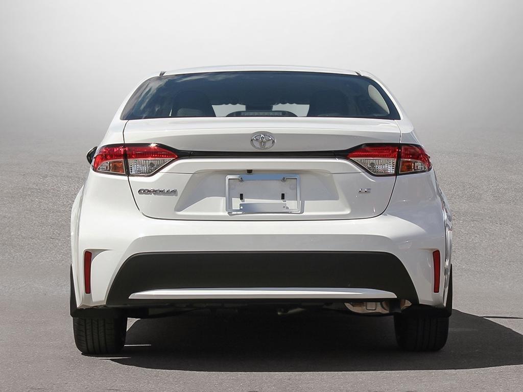 Toyota Corolla LE UPGRADE 2020 à Verdun, Québec - 5 - w1024h768px