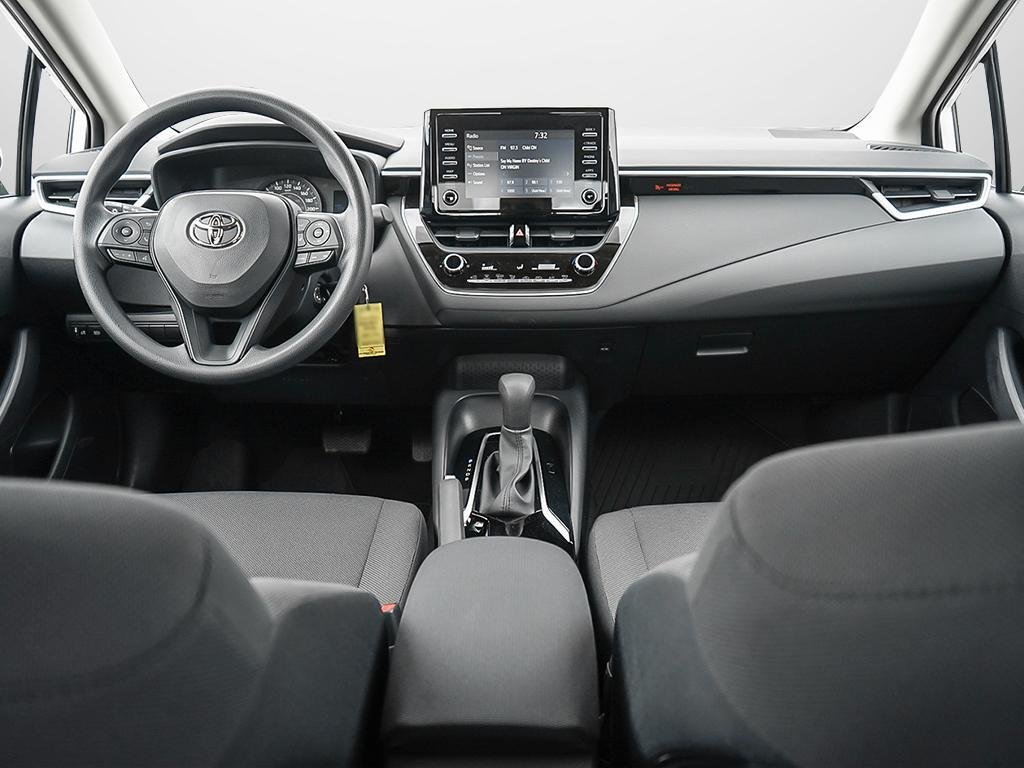 Toyota Corolla L 2020 à Verdun, Québec - 22 - w1024h768px
