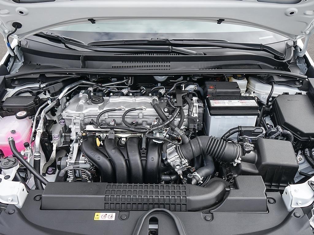 Toyota Corolla L 2020 à Verdun, Québec - 6 - w1024h768px