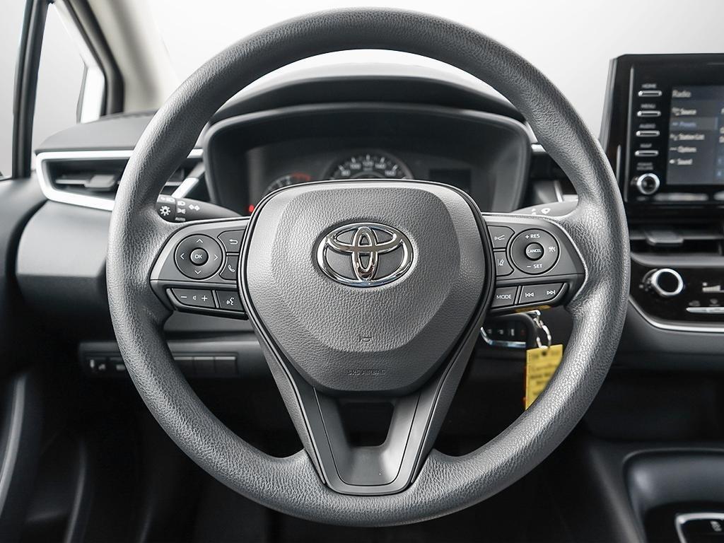 Toyota Corolla L 2020 à Verdun, Québec - 13 - w1024h768px