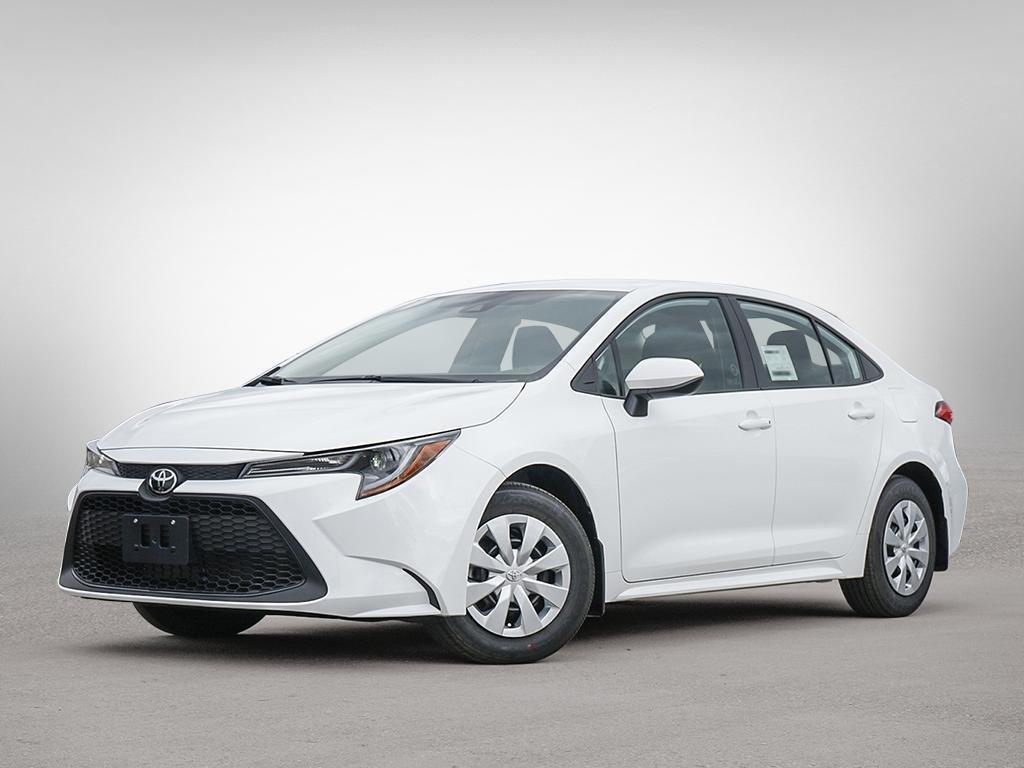 Toyota Corolla L 2020 à Verdun, Québec - 1 - w1024h768px