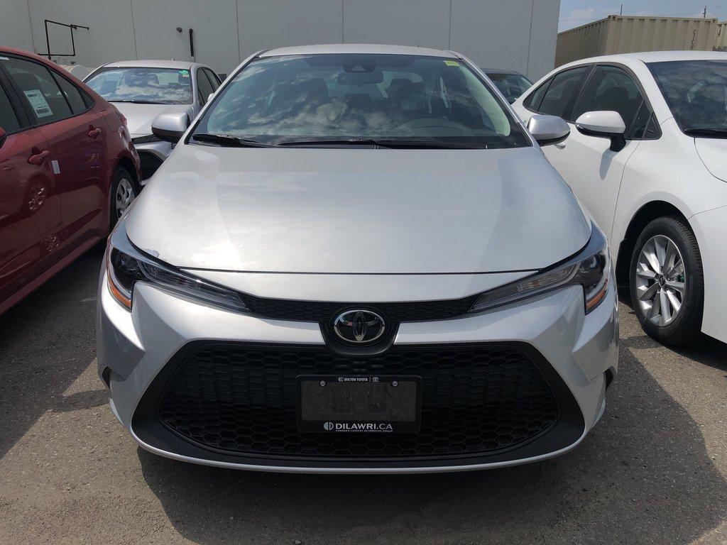 2020 Toyota Corolla LE in Bolton, Ontario - 2 - w1024h768px
