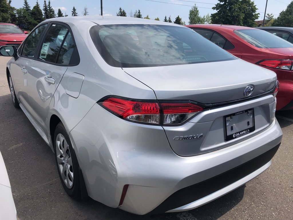 2020 Toyota Corolla LE in Bolton, Ontario - 5 - w1024h768px