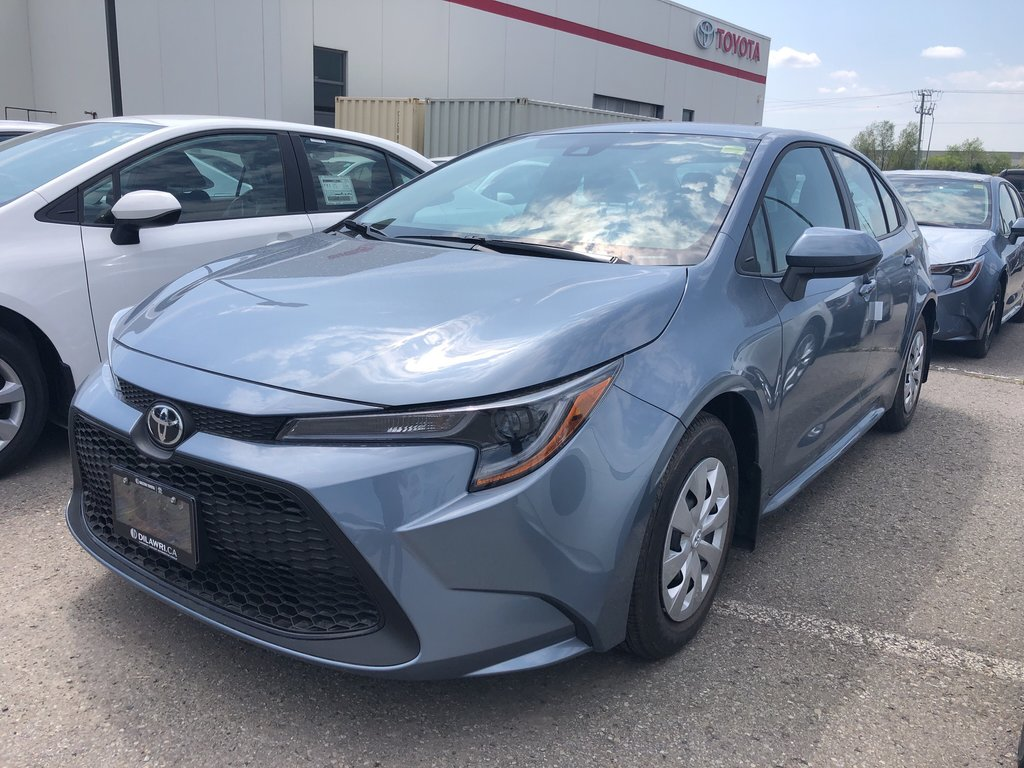 2020 Toyota Corolla L in Bolton, Ontario - 1 - w1024h768px