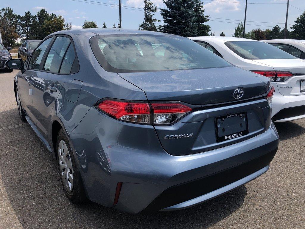 2020 Toyota Corolla L in Bolton, Ontario - 5 - w1024h768px
