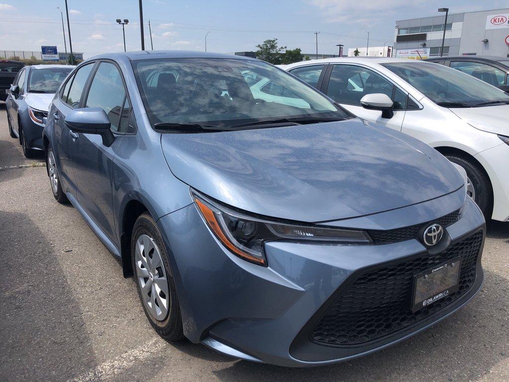 2020 Toyota Corolla L in Bolton, Ontario - 3 - w1024h768px