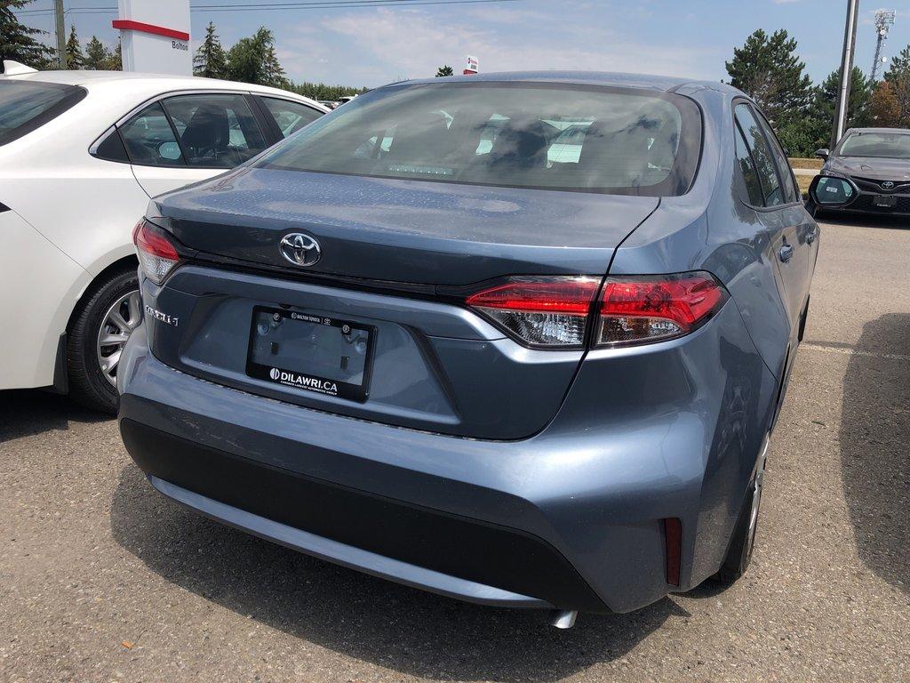 2020 Toyota Corolla L in Bolton, Ontario - 4 - w1024h768px