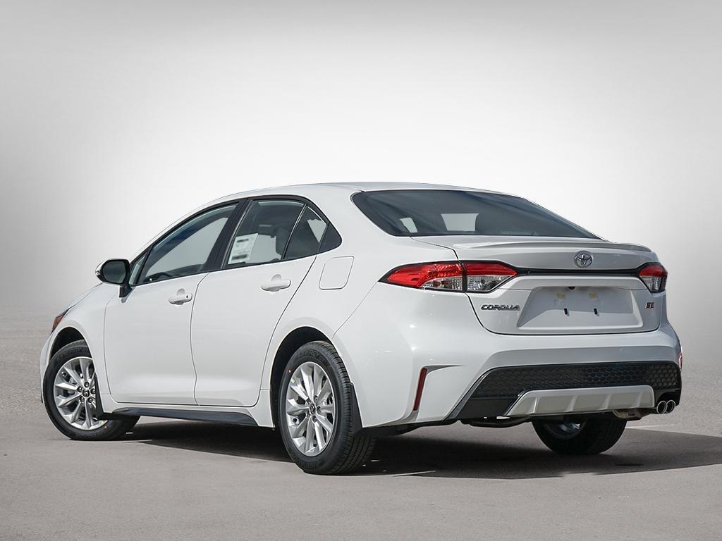 Toyota Corolla SE 2020 à Verdun, Québec - 4 - w1024h768px