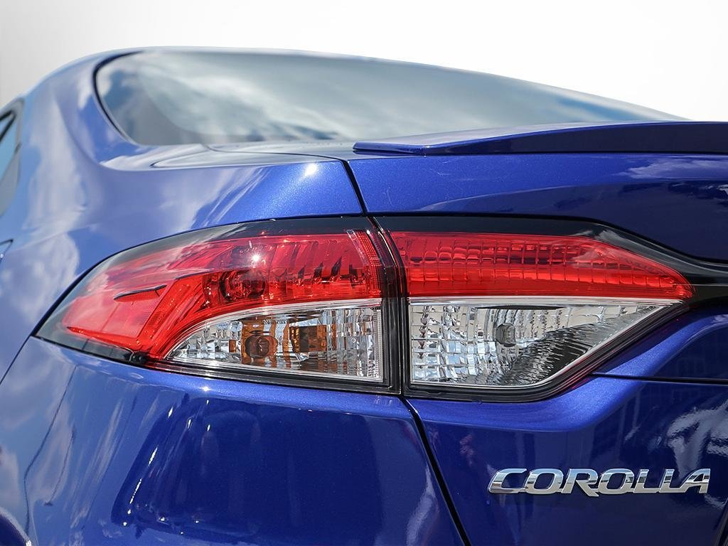 Toyota Corolla SE UPGRADE 2020 à Verdun, Québec - 11 - w1024h768px