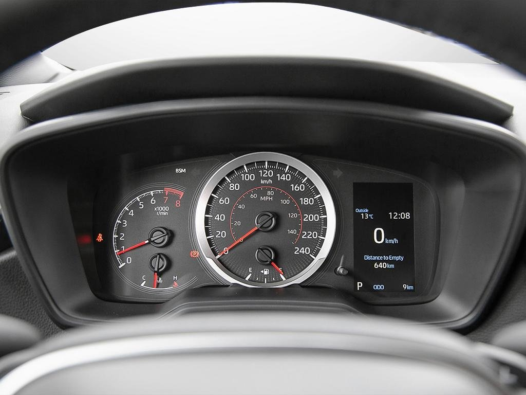 Toyota Corolla SE UPGRADE 2020 à Verdun, Québec - 14 - w1024h768px