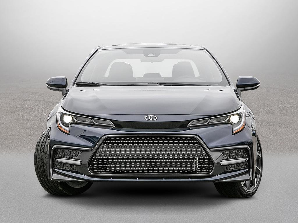 Toyota Corolla SE UPGRADE 2020 à Verdun, Québec - 2 - w1024h768px