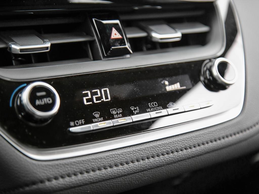 Toyota Corolla SE UPGRADE 2020 à Verdun, Québec - 23 - w1024h768px