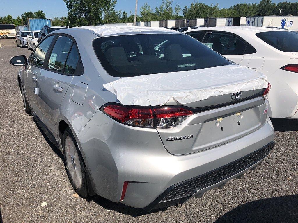 Toyota Corolla 4-door Sedan SE CVT 2020 à Verdun, Québec - 3 - w1024h768px