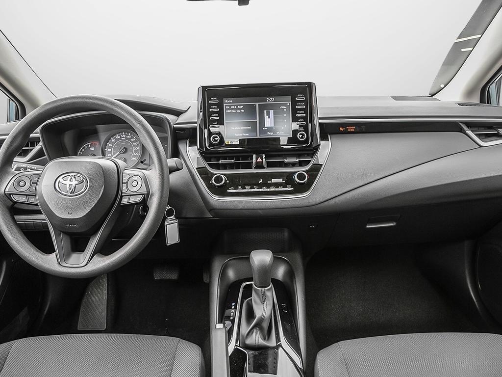 Toyota Corolla 4-door Sedan L CVT 2020 à Verdun, Québec - 22 - w1024h768px