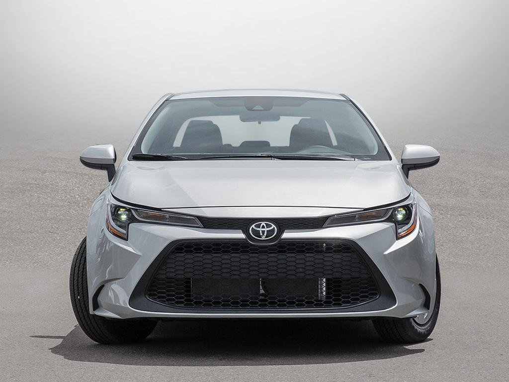 Toyota Corolla 4-door Sedan L CVT 2020 à Verdun, Québec - 2 - w1024h768px