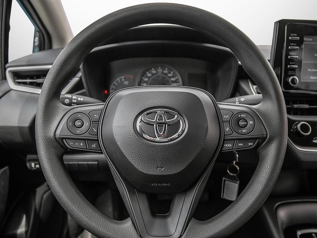 Toyota Corolla 4-door Sedan L CVT 2020 à Verdun, Québec - 13 - w1024h768px