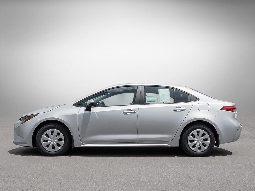 Toyota Corolla 4-door Sedan L CVT 2020 à Verdun, Québec - 3 - w1024h768px