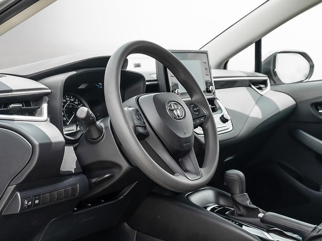Toyota Corolla 4-door Sedan L CVT 2020 à Verdun, Québec - 12 - w1024h768px