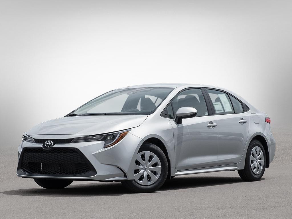 Toyota Corolla 4-door Sedan L CVT 2020 à Verdun, Québec - 1 - w1024h768px