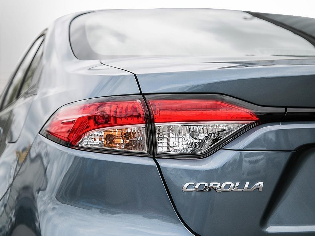 Toyota Corolla 4-door Sedan L CVT 2020 à Verdun, Québec - 11 - w1024h768px