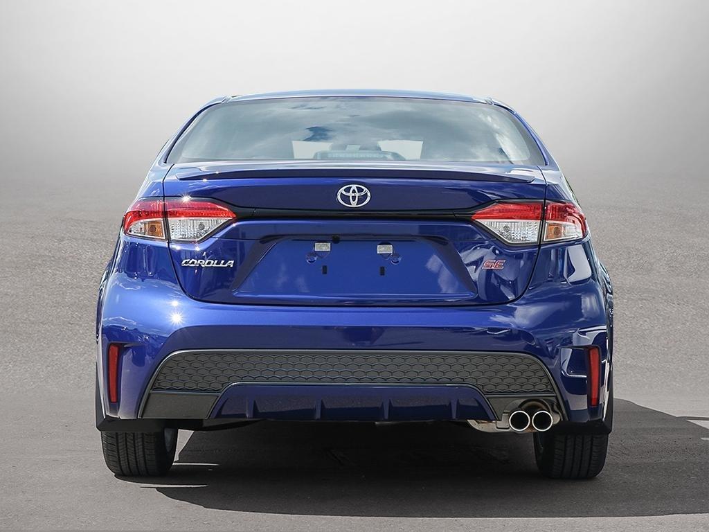 Toyota Corolla 4-door Sedan SE CVT 2020 à Verdun, Québec - 5 - w1024h768px