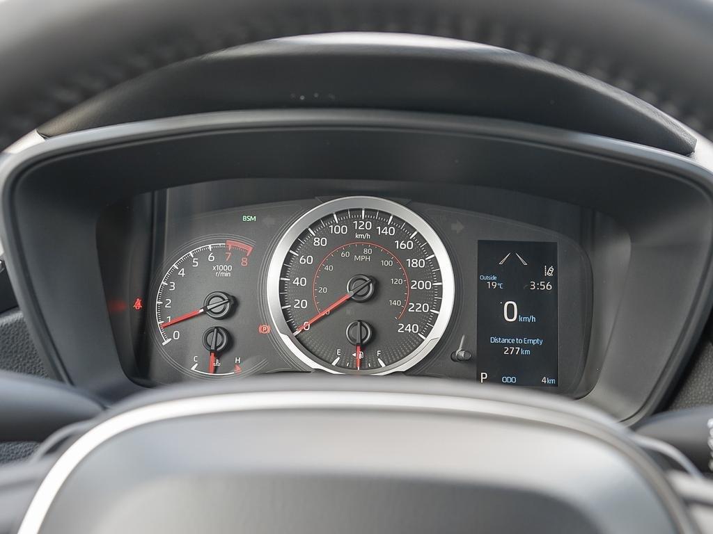 Toyota Corolla 4-door Sedan SE CVT 2020 à Verdun, Québec - 14 - w1024h768px