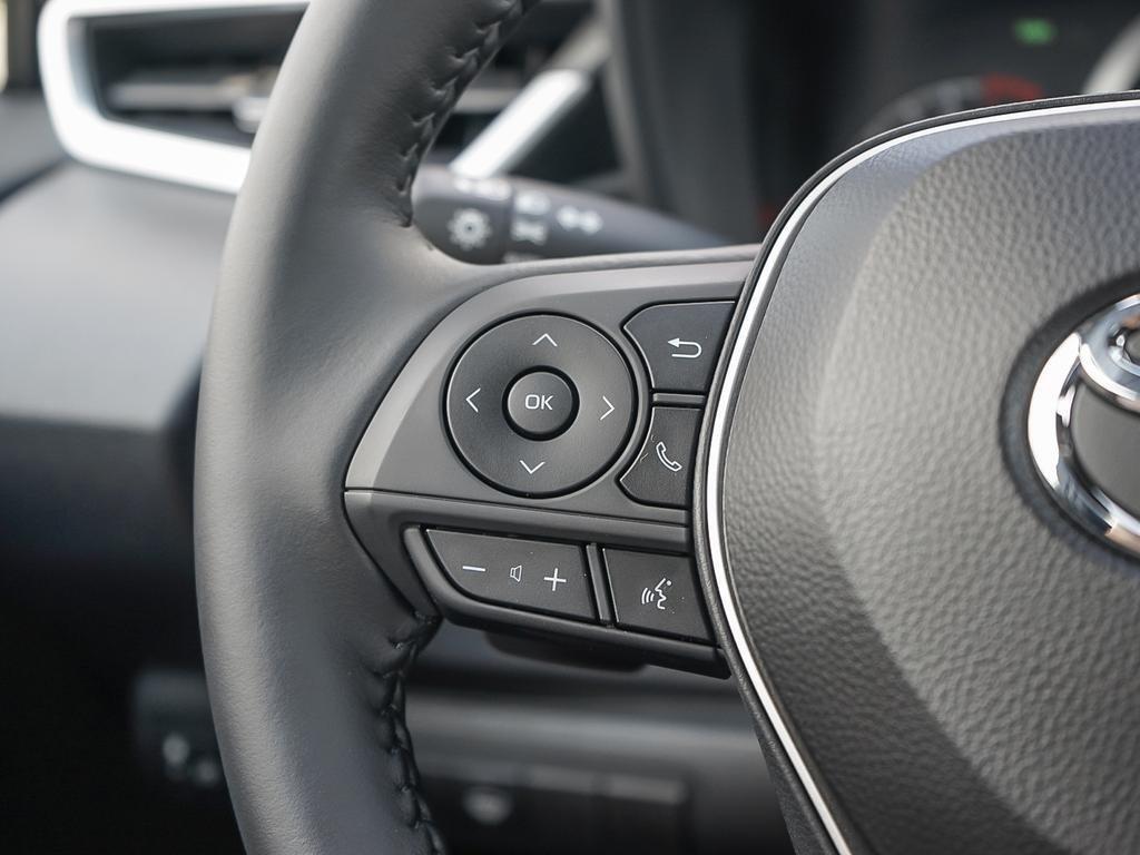 Toyota Corolla 4-door Sedan SE CVT 2020 à Verdun, Québec - 15 - w1024h768px