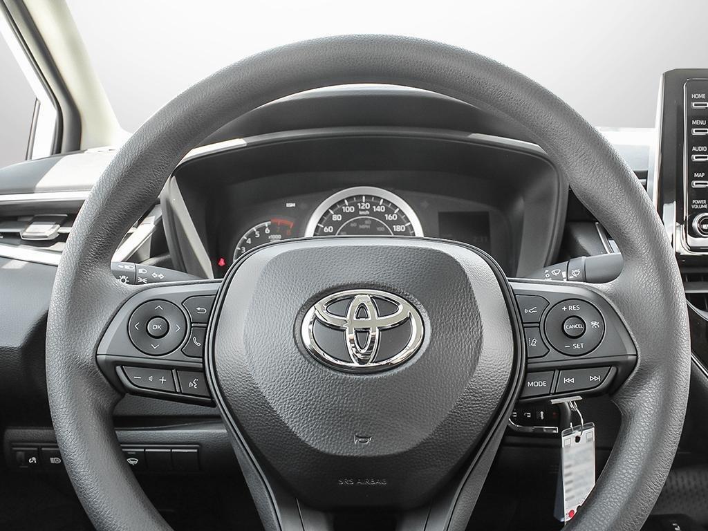 Toyota Corolla 4-door Sedan LE CVT 2020 à Verdun, Québec - 13 - w1024h768px