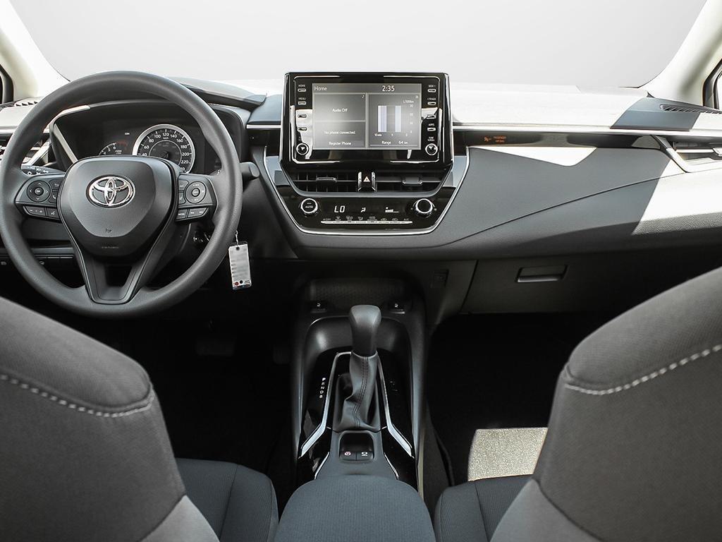 Toyota Corolla 4-door Sedan LE CVT 2020 à Verdun, Québec - 22 - w1024h768px