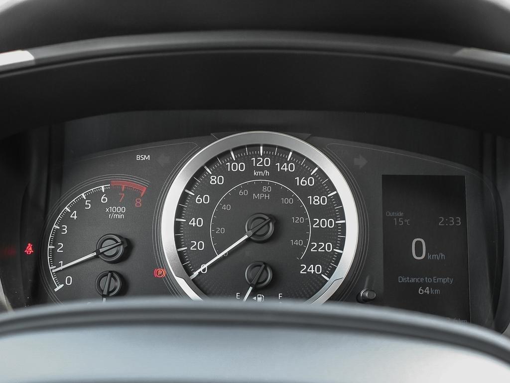 Toyota Corolla 4-door Sedan LE CVT 2020 à Verdun, Québec - 14 - w1024h768px