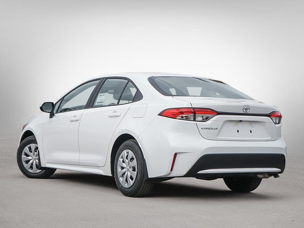 Toyota Corolla 4-door Sedan L CVT 2020 à Verdun, Québec - 4 - w1024h768px