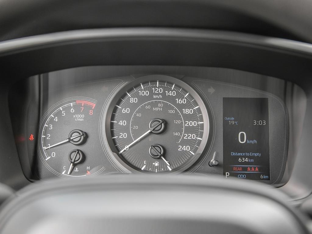 Toyota Corolla 4-door Sedan L CVT 2020 à Verdun, Québec - 14 - w1024h768px