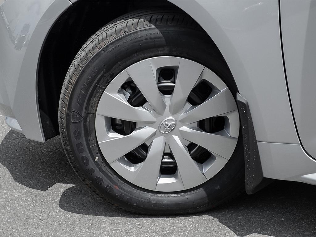 Toyota Corolla 4-door Sedan L CVT 2020 à Verdun, Québec - 8 - w1024h768px