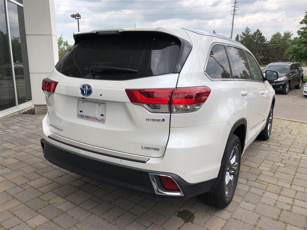 2018 Toyota Highlander Hybrid Limited in Bolton, Ontario - 4 - w1024h768px