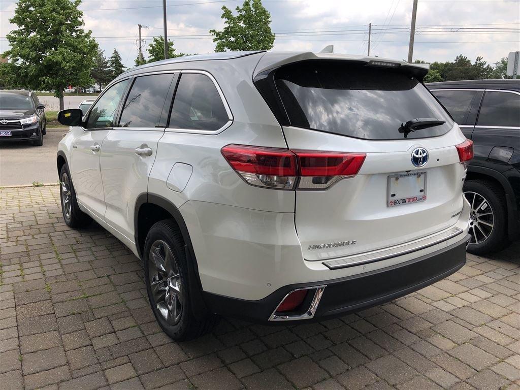 2018 Toyota Highlander Hybrid Limited in Bolton, Ontario - 5 - w1024h768px
